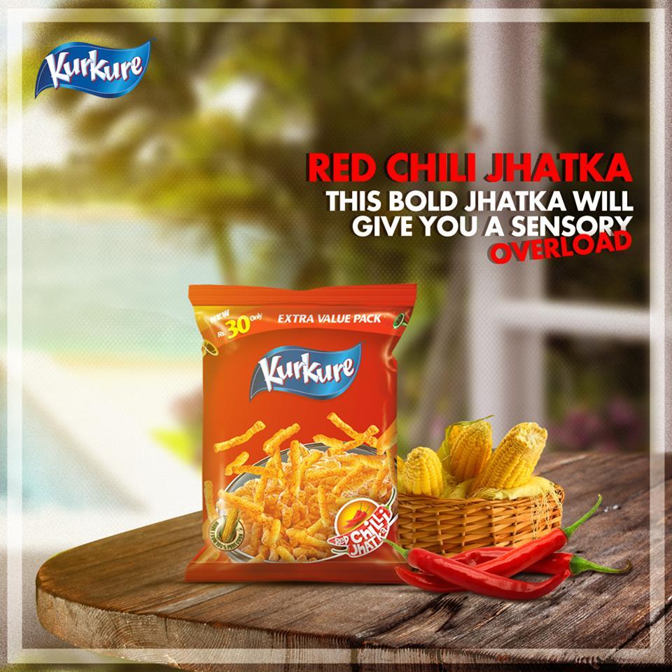3 - Red Chili Jhatka