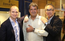 Antonio, Ramiz & Michael Dong