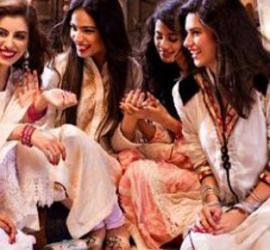 Eid Collection 2014 – Sana Safinaz, Asim Jofa and Maria B