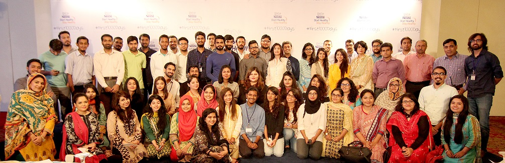 Nestle Bloggers Meetup