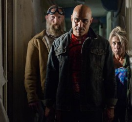 Faran Tahir As Utah In Land of the Outlaws