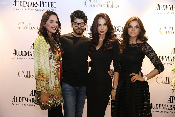 Rubab, Tabish, Fauzia & Sadaf