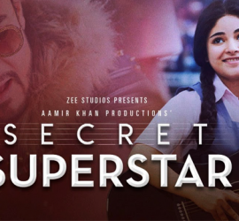 Secret Superstar – Exceptional Entertainer