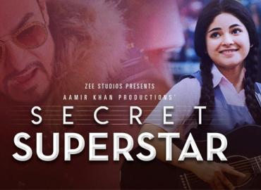 Secret Superstar – Exceptional Entertainer