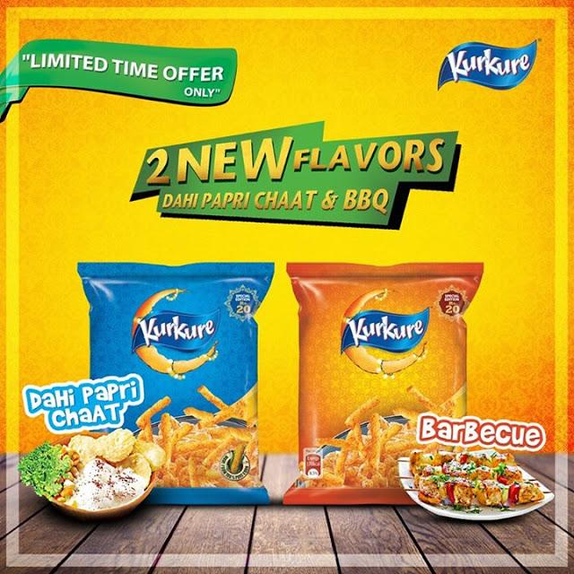 kurkure new flavours