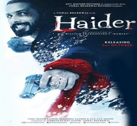 Haider – A Chutzpah Affair