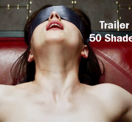 (50) Fifty Shades Of Grey – The Trailer Review