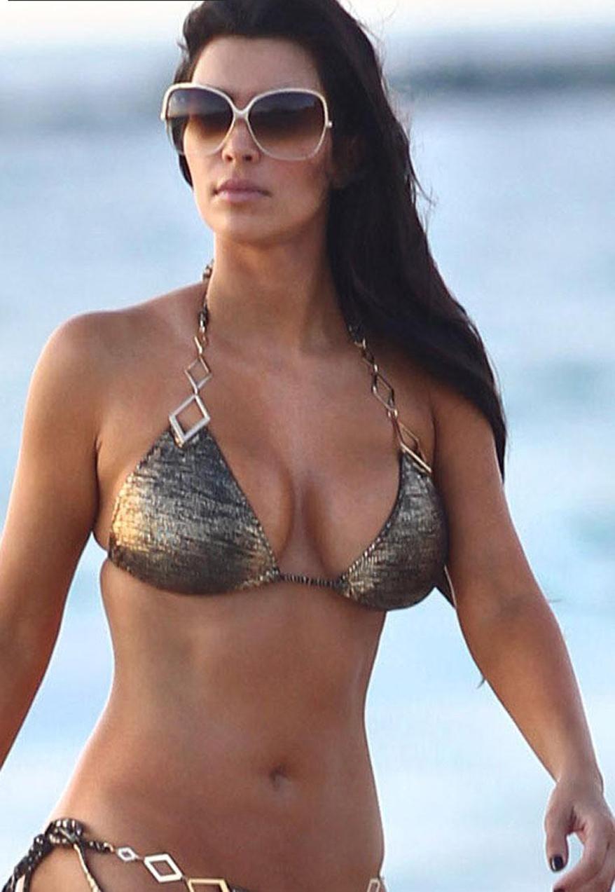 Sorry, that kim kardashian hot bikini