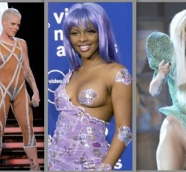 Celebrity Wardrobe Malfunction