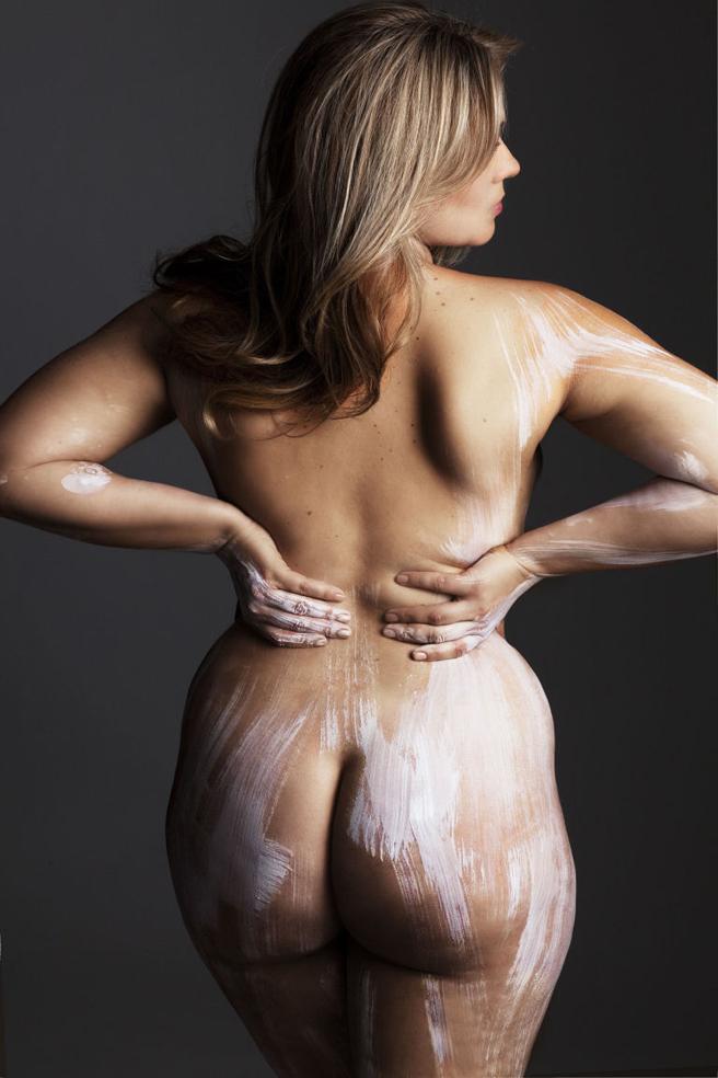 Nude denise bidot Model Denise