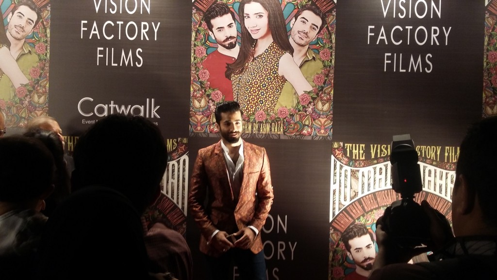 Shehryar Munawar - Ho Mann Jahaan Press Meet