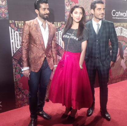 The Trio of Ho Mann Jahaan