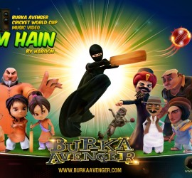 Burka Avenger's Hum Hain By Haroon Is Against Match Fixing – CWC15