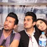 selfie time - Wiqar - Uzair and Sabika