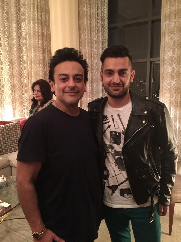 Adnan Sami & Daksh