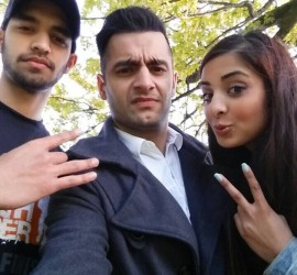 Canadian Indo-Pak Band – naQsh Shoots New Music Video