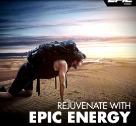 EPIC Energy Drink – Launch In Pakistan