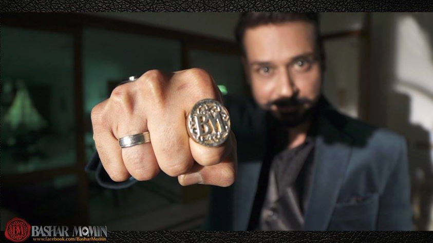Faysal as Bashar Momin