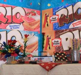 Peek Freans RIO Carnival Promotes Edutainment