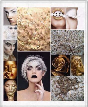 Sneak Peek of The Untainted Collection by Erum Khan  - Mood Board [3]