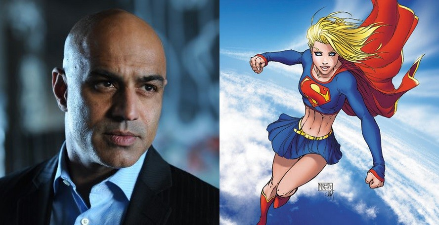Supergirl-casts-Faran-Tahir