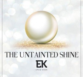 Erum Khan Showcases The Untainted Shine Collection