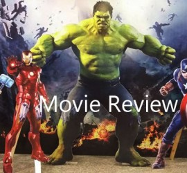 Avengers Age Of Ultron: Movie Review