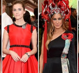 Met Gala 2015 Highlights