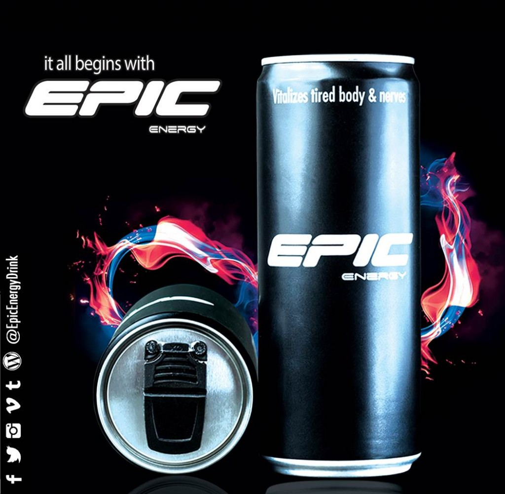 EPIC Energy Drink [2]
