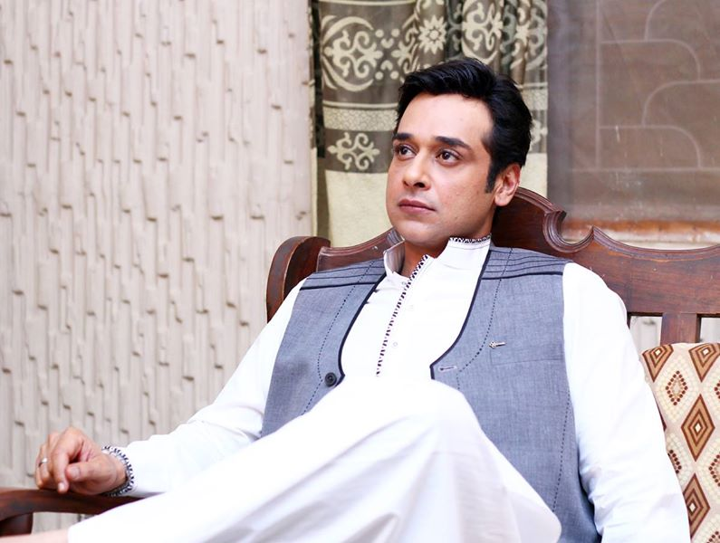 Faysal Quraishi in Mol