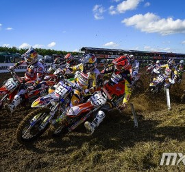 Epic Energy Promotes Ollie OSMASTON – British Motocross Grand Prix