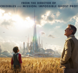 TomorrowLand – Movie Review