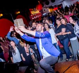 naQsh Launches 'Saptak' Album in Vancouver