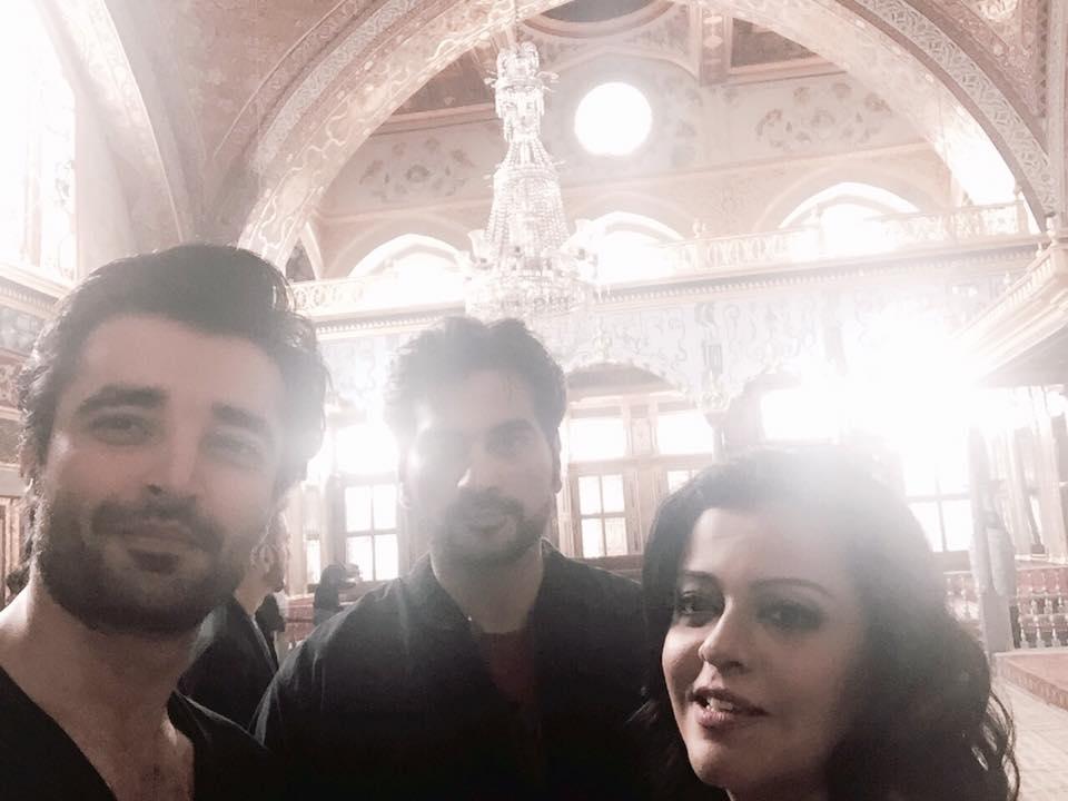 Hamza Ali Abbassi, Humayun Saeed & Maria Wasti