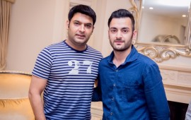 Kapil Sharma and Daksh Kubba
