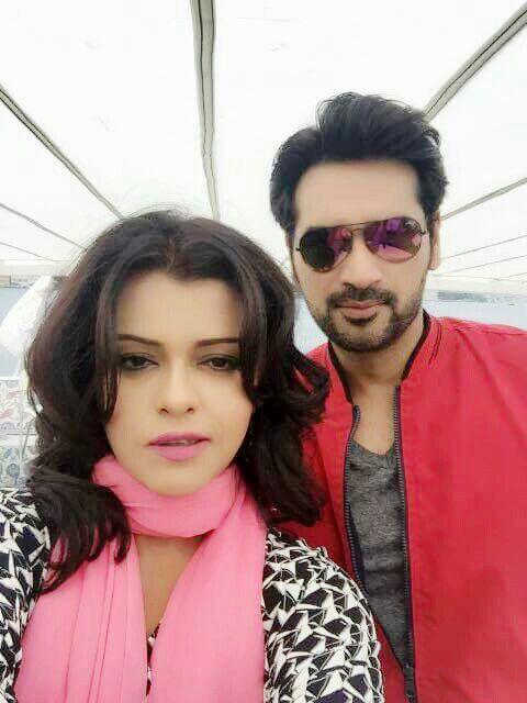 Maria Wasti and Humayun Saeed