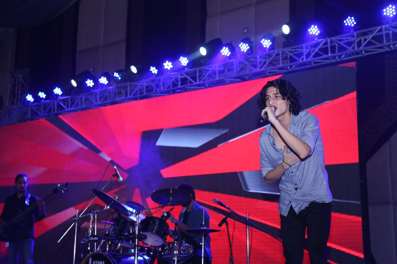 Mashhad Sharyar [Lead vocalist of Mizmaar]