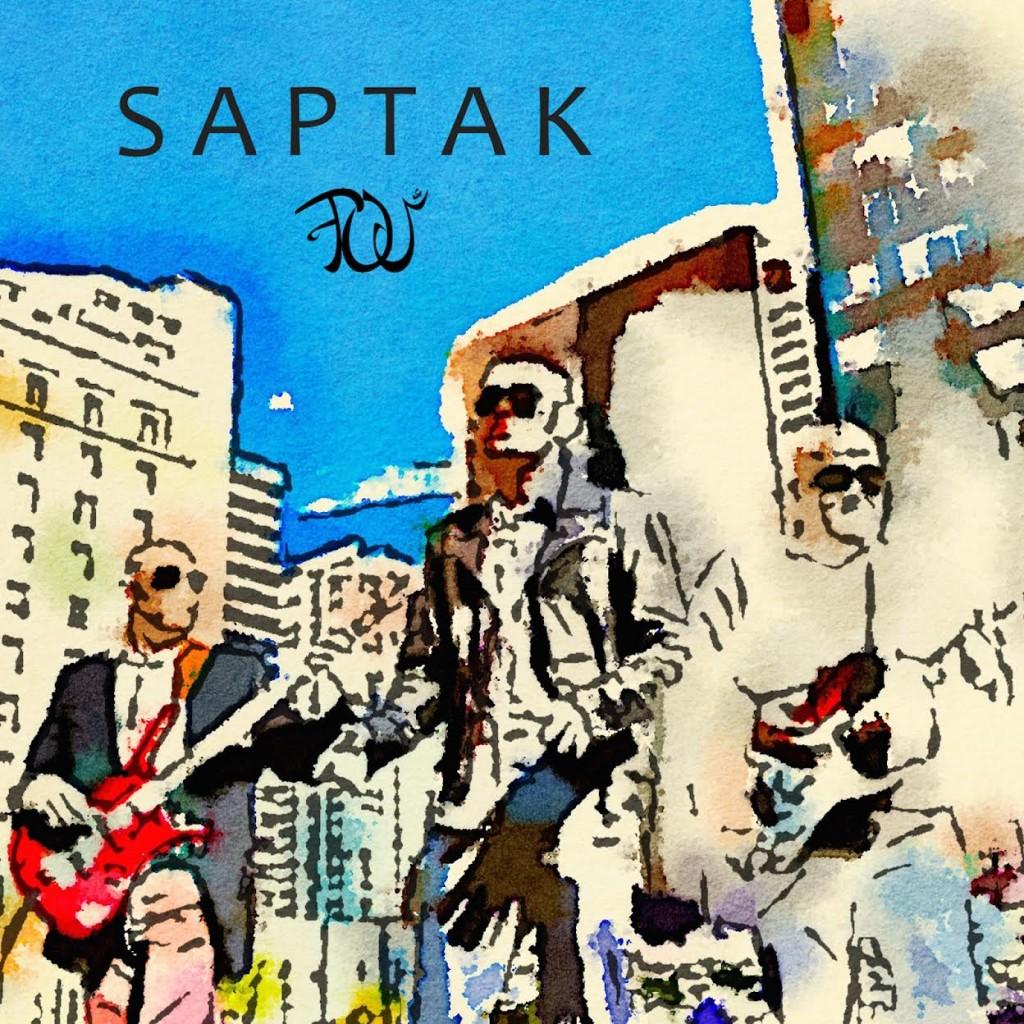 Saptak Album Cover