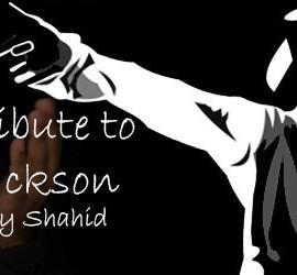 "Shahid's Tribute To ""Bholi Bhali"" Michael Jackson"