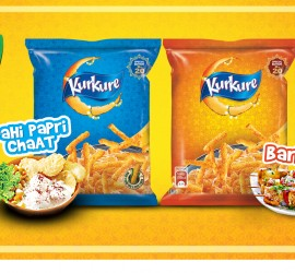Kurkure Launches 2 New Flavors – BBQ & Dahi Papri Chaat
