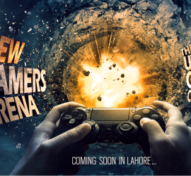 Mountain Dew Gamers Arena – Lahore