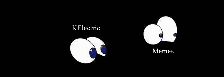 kelectric memes