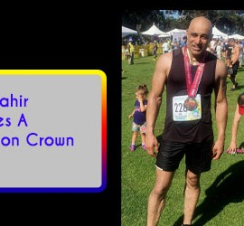 Faran Tahir Achieves a Triple Marathon Crown