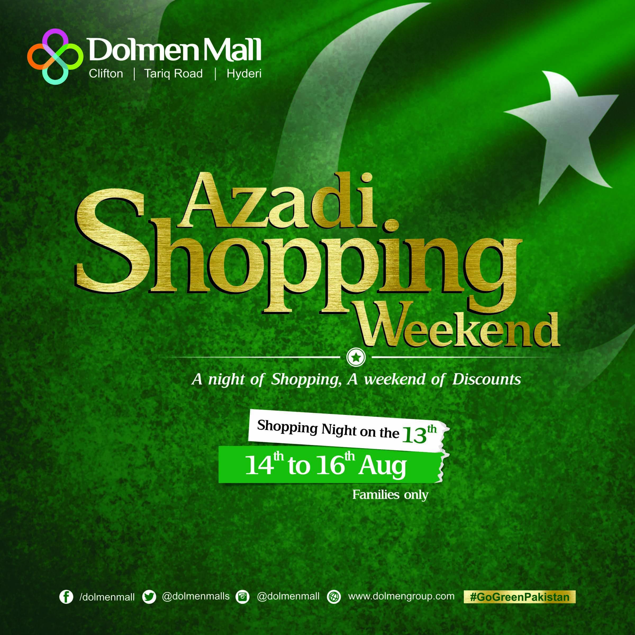 Dolmen Azadi Festival