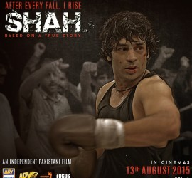 Biopic on Olympian Hussain Shah to release on this Independence Day