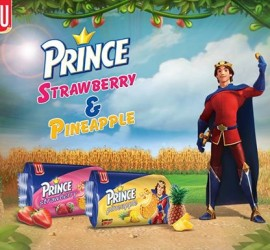Prince Biscuits Launches 2 New Flavors With Animated TVCs