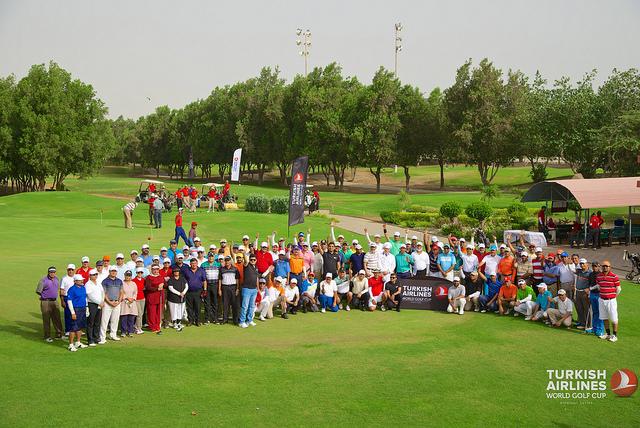 Turkish Airlines World Golf Cup 2014 in Karachi [2]