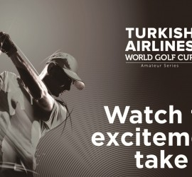 Turkish Airlines Supports Golf in Pakistan