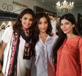 ICON Clothing Karachi – Pre-Fall 2015 Collection in Lahore