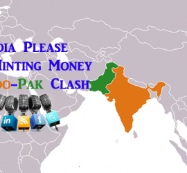 Media Stop Minting Money On Indo-Pak Clash